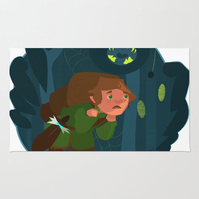 Little Adventurer Rug