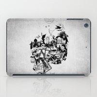 jack skellington iPad Cases featuring Jack Skellington by bimorecreative