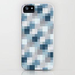 Water Pixels iPhone Case