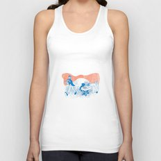 Freud and Halsted Unisex Tank Top