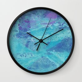 Abstract No. 439 Wall Clock