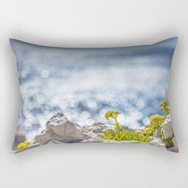Calanques Rectangular Pillow