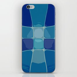 Abstract Lake Water iPhone Skin