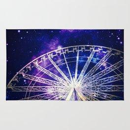 Galaxy Ferris Wheel Rug