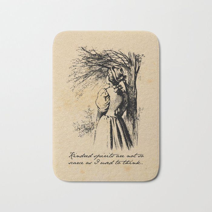 Anne of Green Gables - Kindred Spirits Bath Mat