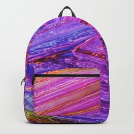 Abstract High Quality Planet Surface v6 Backpack