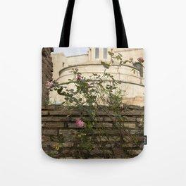 Roman Roses Tote Bag