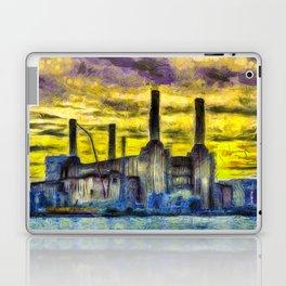 Battersea Power Station Van Gogh Laptop & iPad Skin