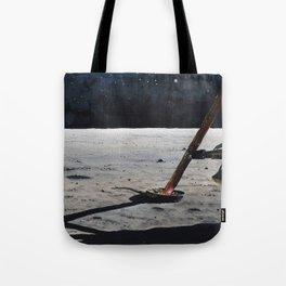 Magnificent desolation Tote Bag