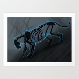 The Forgotten Art Print