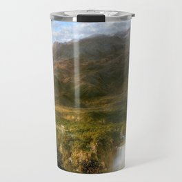 Heart Of The Andes Travel Mug