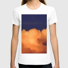 Clouds Above T-shirt