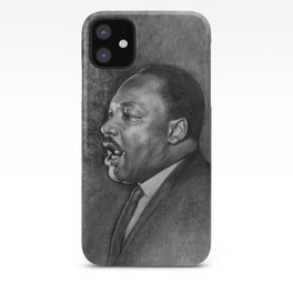 "Dr. King ""I've Been to the Mountaintop"" (April 3 1968) iPhone Case"