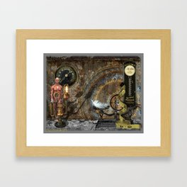 The Measure of a Man Framed Art Print