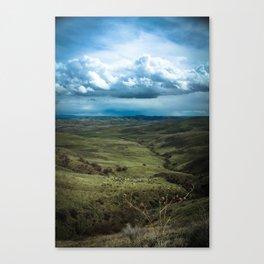 Somewhere In Idaho Canvas Print
