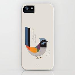 Superb Fairywren iPhone Case