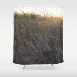 A Carolina Sunset Shower Curtain