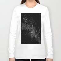 outer space Long Sleeve T-shirts featuring Outer Space by kris kang