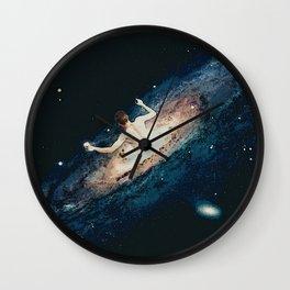 L A C T O S E Wall Clock