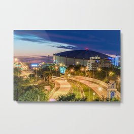 The Trop Metal Print