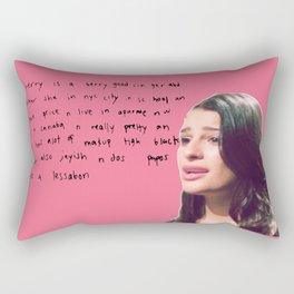 glee 1 Rectangular Pillow
