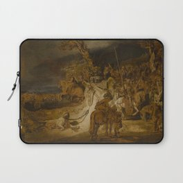 The Concord of the State Laptop Sleeve