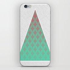 Tri Filling iPhone & iPod Skin