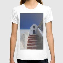 Santorini, Greece 7 T-shirt