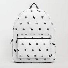 PetPlay Pattern Backpack