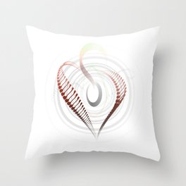 Core Phonics Throw Pillow