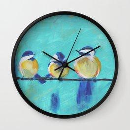 Tweet, Tweet Wall Clock