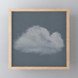 Dare to Dream - Cloud 52 of 100 Framed Mini Art Print