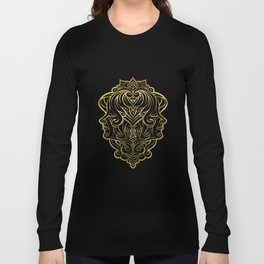 Gemini Gold Long Sleeve T-shirt