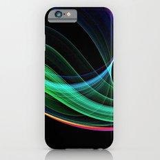 rainbow green iPhone 6s Slim Case