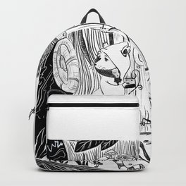 Followed Backpack