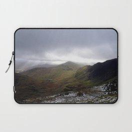 Mount Snowdon, Snowdonia, Wales Laptop Sleeve
