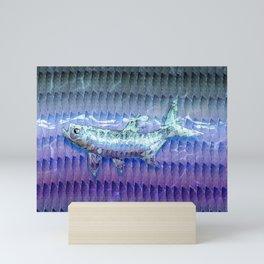 Tarpon Pearl Mini Art Print