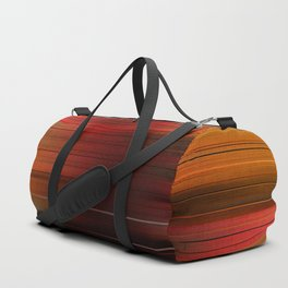 """Abstract Autumn Porstroke (Pattern)"" Duffle Bag"