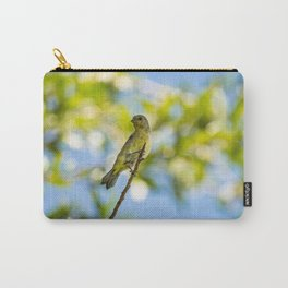 Yellow Bird - I Carry-All Pouch