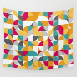 vector Design Deco. Wall Tapestry