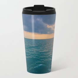 Glowing Horizon Travel Mug