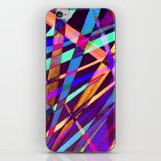 Color Splash iPhone & iPod Skin