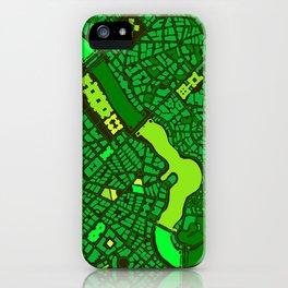Infinite City - Spring iPhone Case