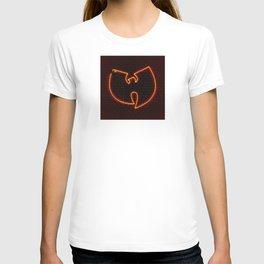 Wu Tang Neon T-shirt