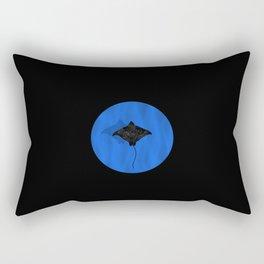 Stingray fish Rectangular Pillow