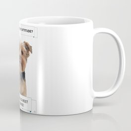 You Should Meet My Yorkie | Dogs | Nadia Bonello | Canada Coffee Mug