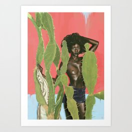 KAKTO Art Print