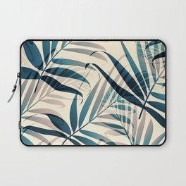 tropical leaves Laptop Sleeve