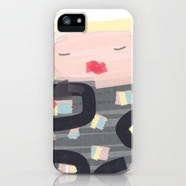 Be a doll - Vindi Vindaloo Design iPhone Case