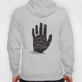 Hand-Etch-Type Hoody